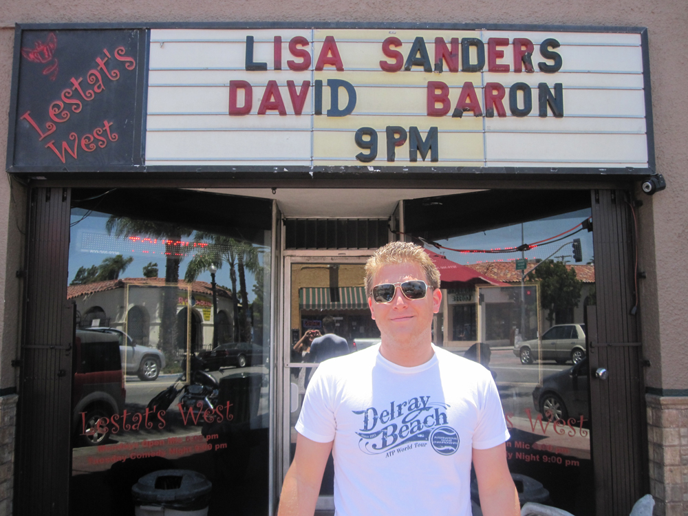 Live @ Lestat's, San Diego, 5/8/10
