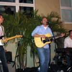 "Bryan Bros Band Live @ ""Open My Heart"" Media Event & Launch Party in Miami, FL, 3/24/10"