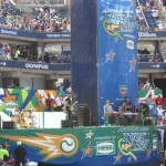"""Autograph"" live at Arthur Ashe Kids Day"